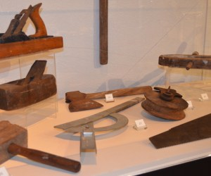 """Tools of the Trade"" Special Exhibit Opens"