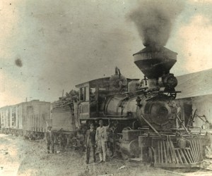 All Aboard! First Train Arrives in Narcoossee July 19, 1889