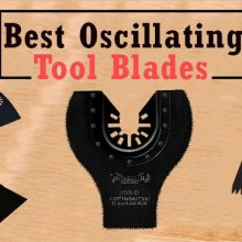 Oscillating Tool Blades