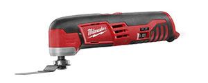 Milwaukee 2426-20 M12 12 Volt Cordless Multi-Tool