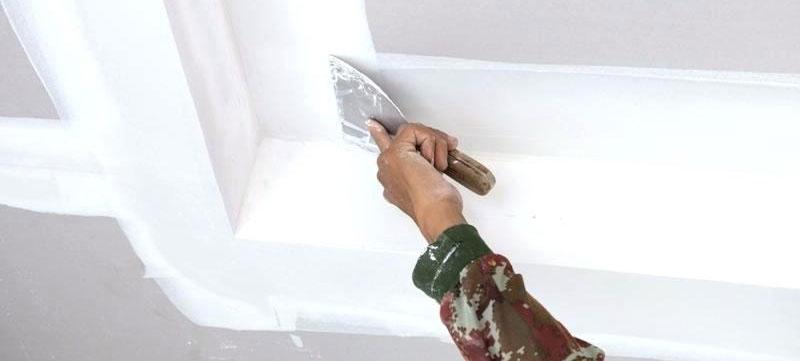 Sanding Walls Before Painting
