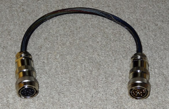 Model 1-S ultimately extravagant cable