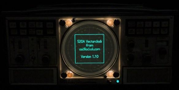 Tek 520A VectorClock - Glorious Glow