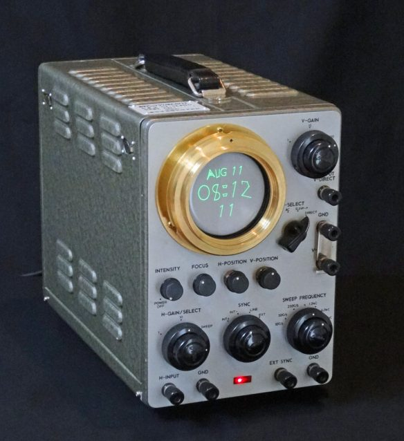 The Metropolis Clock - Toshiba ST-1248D - 01