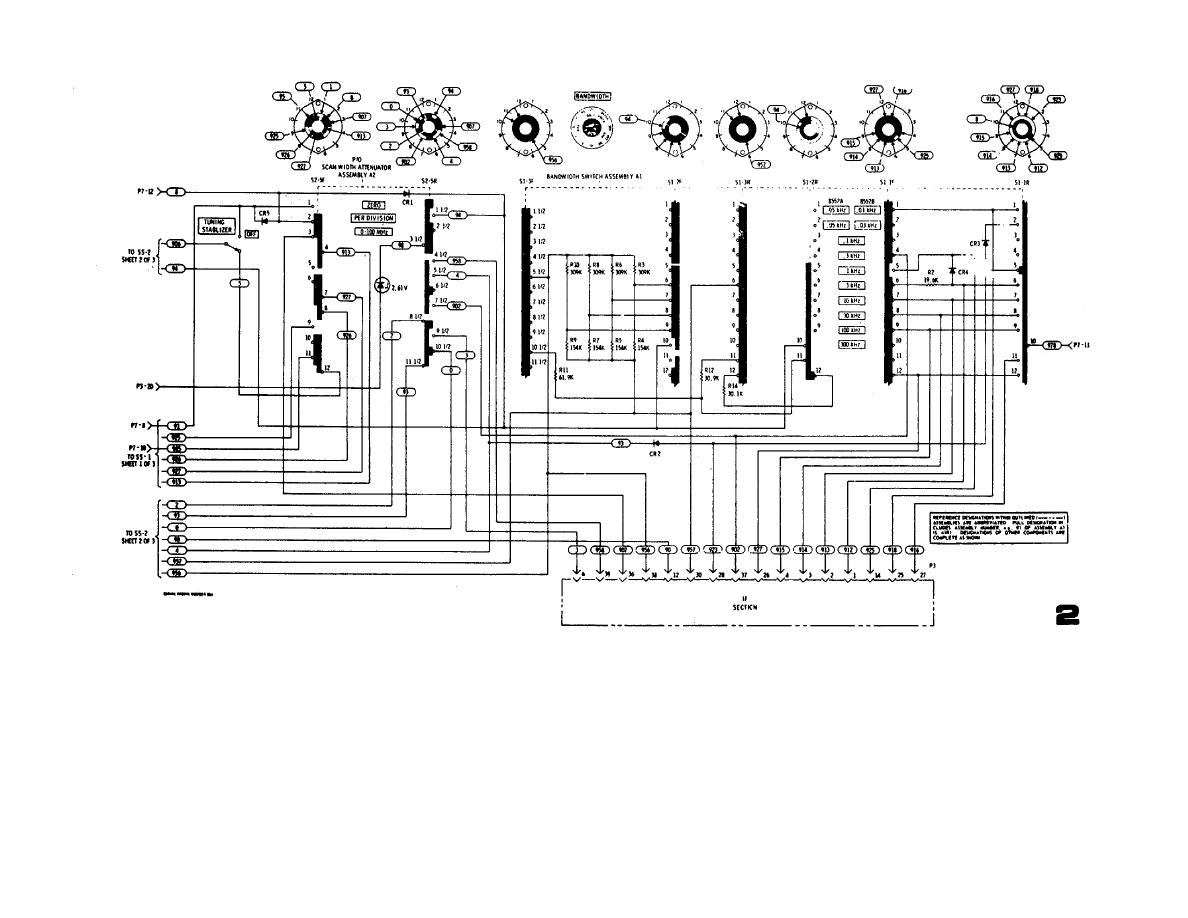 Figure 3. Overall Wiring and Switching Diagram
