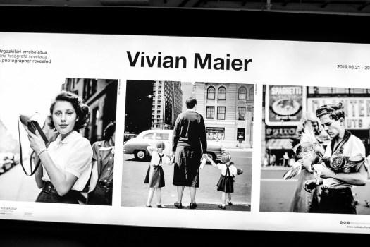 Viviam Maier, exposición