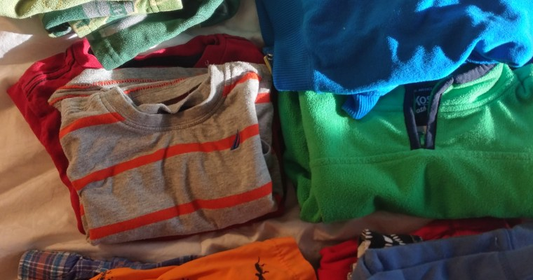 A New Beginning in Budgeting Part 3: Reducing our Clothing Spending