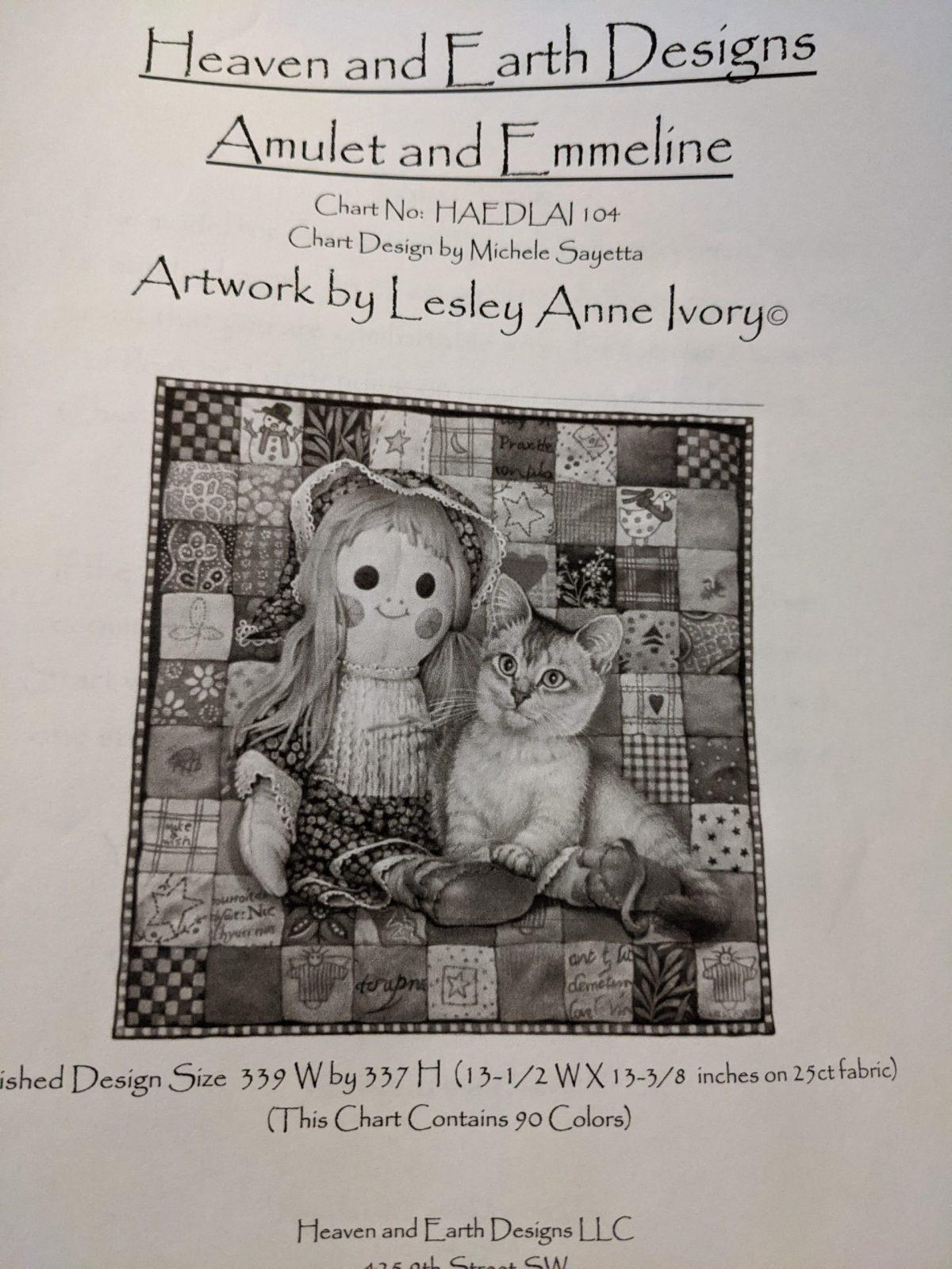 Amulet and Emmeline