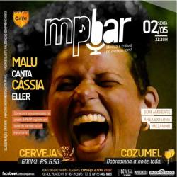 MPBar - Malu Canta Cássia Eller
