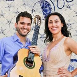 Sonora Brasil apresenta Duo Cancionâncias em Palmas