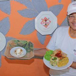 Vencedoras de edições anteriores do Festival Gastronômico participam este ano