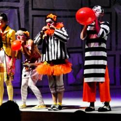 Espetáculo infantil Gibi será neste fim de semana no Teatro Sesc Palmas