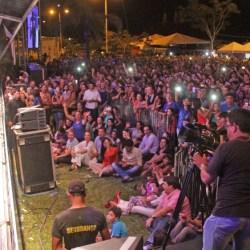 Pe. Fábio de Melo e Anjos do Resgate marcam presença no Palmas Capital da Fé