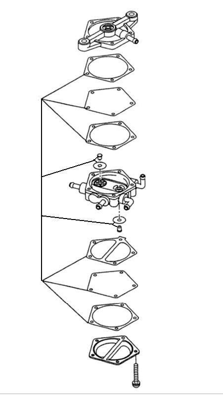 Polaris Fuel / Oil : SEA DOO Yamaha Kawasaki Polaris Parts