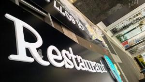 Enseigne Restaurant Osélysé