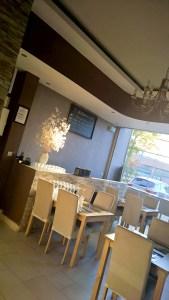 Salle de restaurant Osélysé