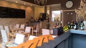 Salle de restaurant Osélysé 2015