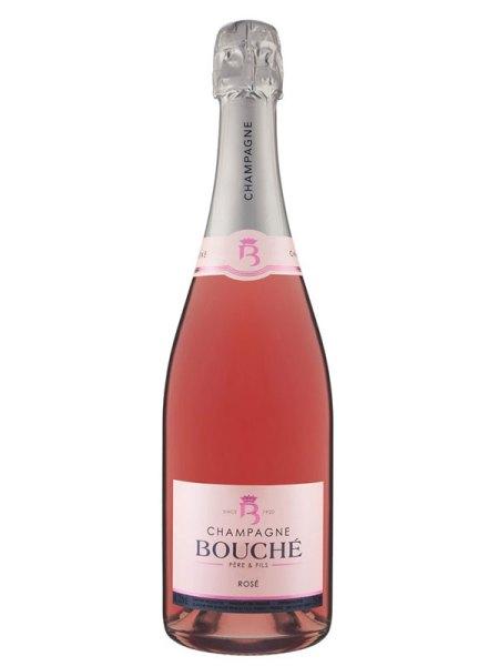 Champagne BOUCHÉ Père & Fils – Rosé 75CL