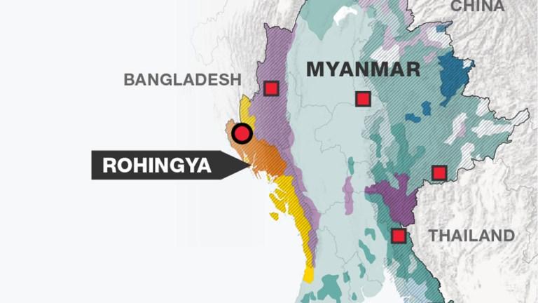 """Rohingya: le danger de l'essentialisme """"islamiste"""""""