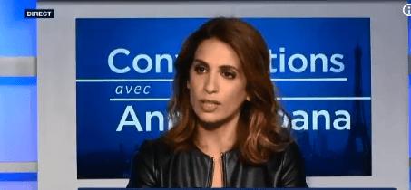 La journaliste Sonia Mabrouk évoque l'islam politique