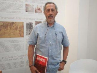 Albérico Afonso Costa, autor de Setúbal Cidade Vermelha.