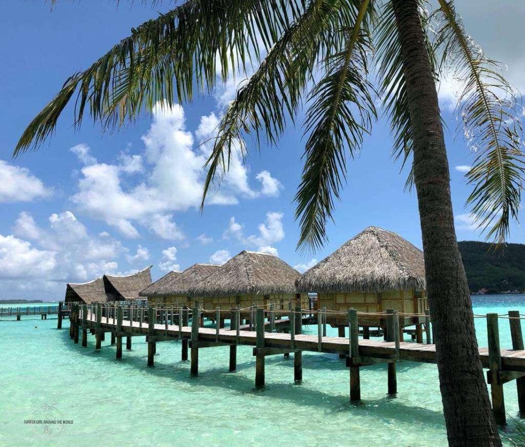 Mon voyage de rêve en Polynésie Française, Bora Bora