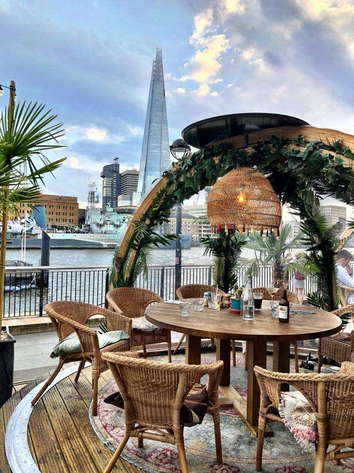 Voyage solo à Londres pour 2 semaines