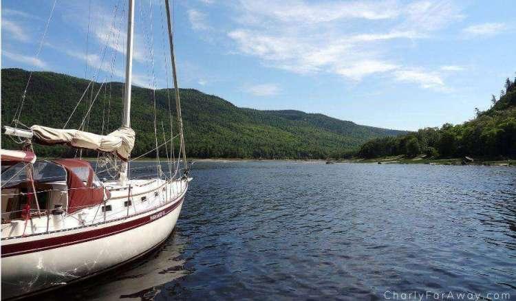 voyage solo  au Québec
