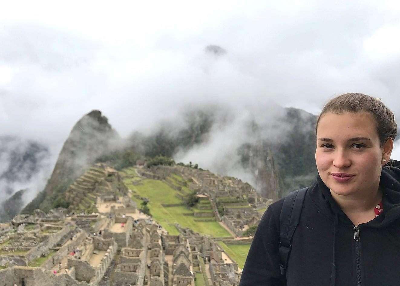 Laura, son premier voyage solo en Italie