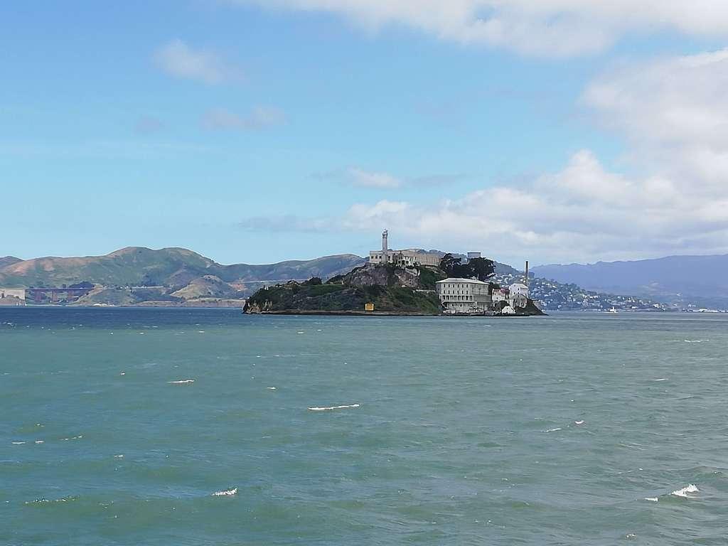 L'île Alcatraz
