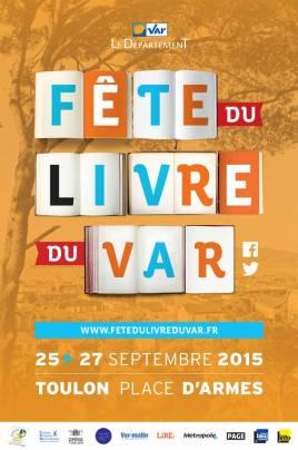 Fête du Livre du Var 2015