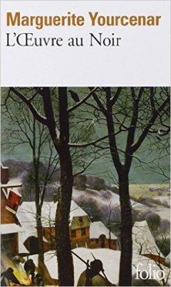 L'Oeuvre au Noir, collection folio