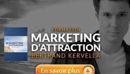 Outils & Ressources Marketing d'Attraction Formation BKervella