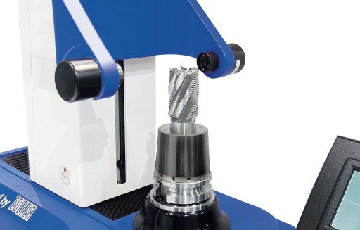 The OZT tool presetter is compact yet powerful, ideal for space conscious work shop environment. The OZT tool presetter features a graphical user interface, dynamic crosshair and photo real input dialogs for user-friendly and intuitive metrology, and enables complex measurements on a single user interface.