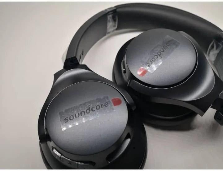 Soundcore Life Q20外観デザイン