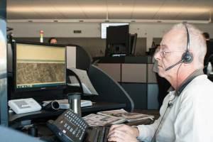 9-1-1 call centre