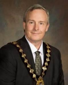 Oshawa Mayor John Henry