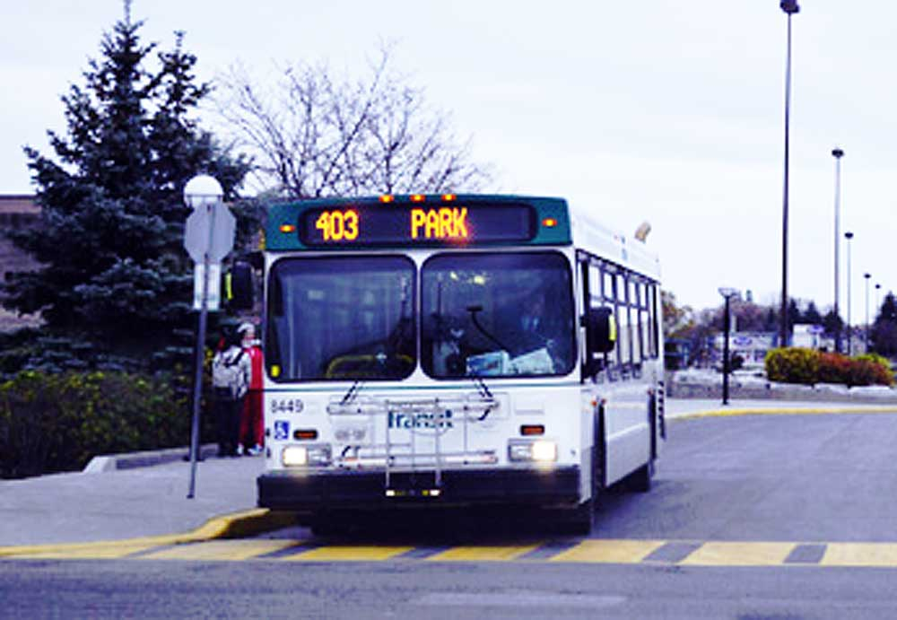 Price Of Bus Fares Going Up The Oshawa Express