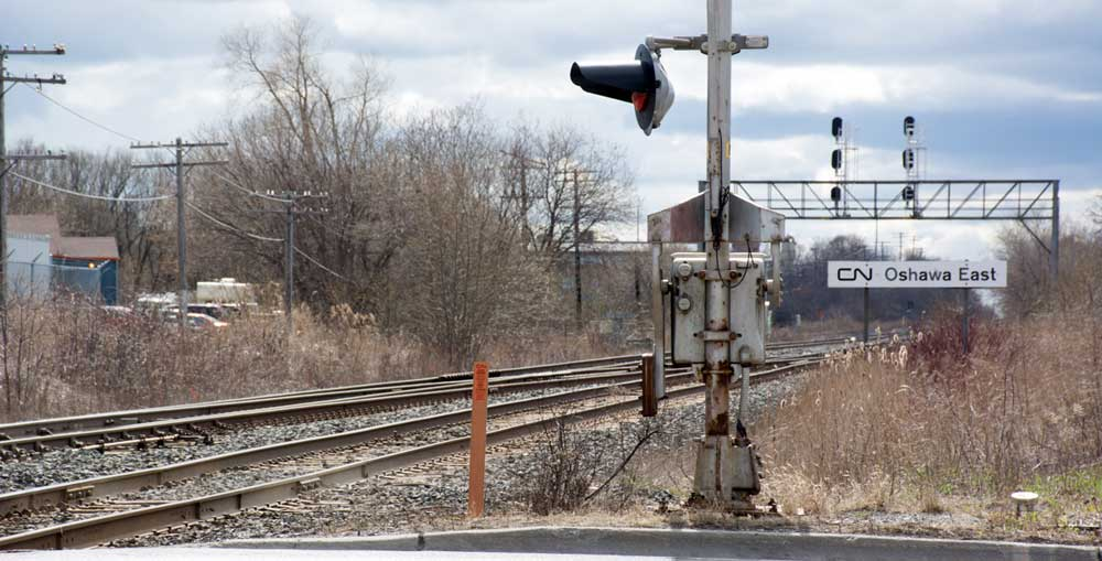 Funds for a level rail crossing on Wilson Road should be coming soon, according to a statement from Transport Canada.
