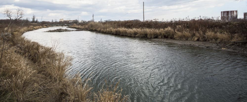 Work has not been done on the harbour lands, now under the city's purview, as it is still waiting on the province to approve its plans for the site. The city is required to convert the property to parklands under an agreement with the federal government, when it gave the land back to Oshawa in 2010.