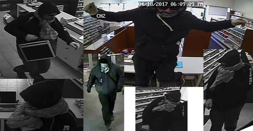 Police release images of pharmacy theft suspect | The Oshawa