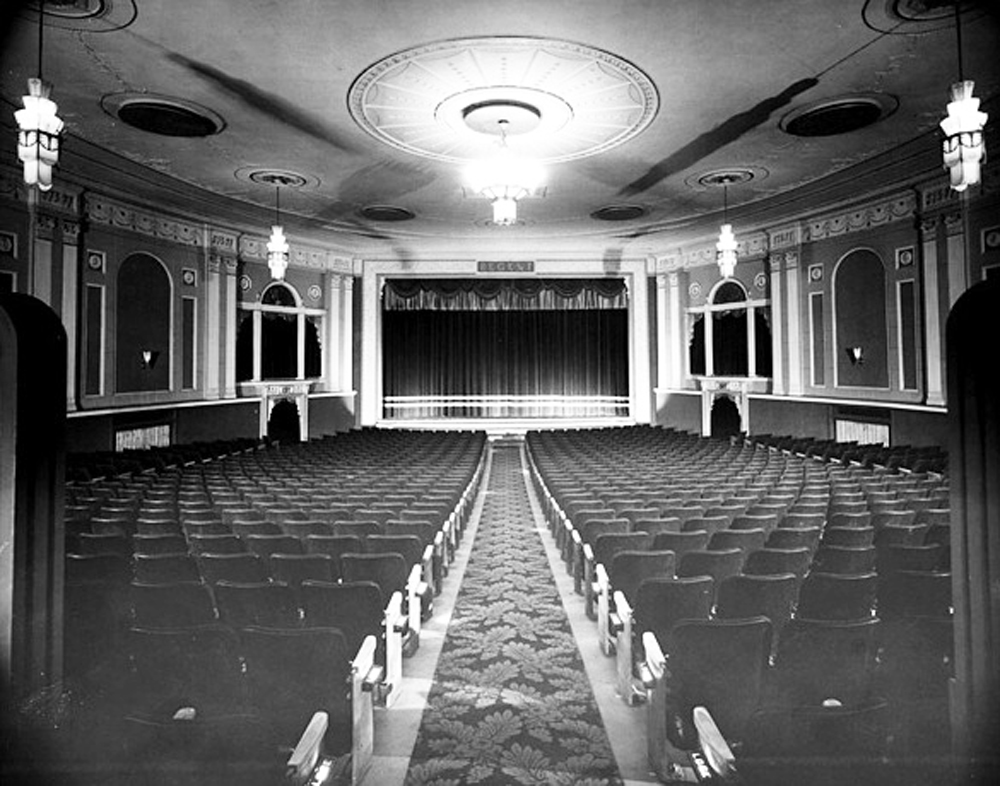 FEATURE Oshawa's Regent Theatre, Part 1: Highs and lows ...