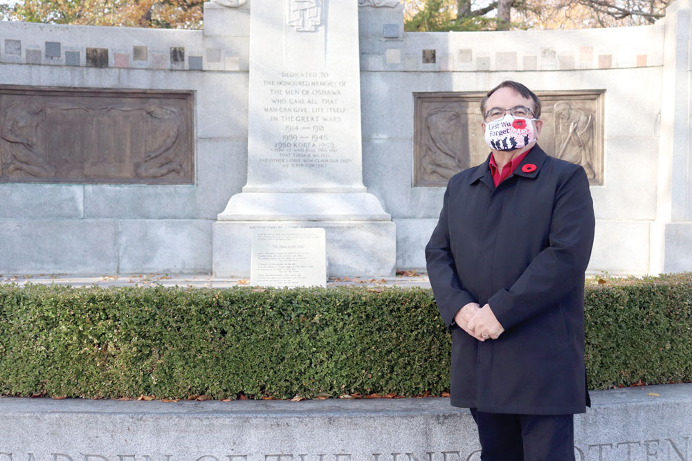 In the House with Patty Hajdu: Remembrance Day: Service is Sacrifice