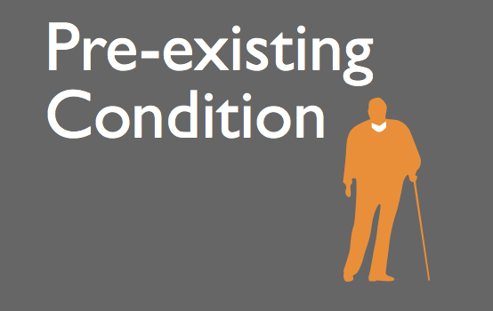 Pre-existing conditions explained