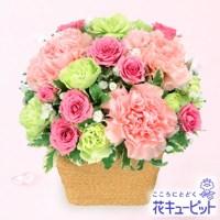 ピンクアレンジメント【3,000円+税】511751