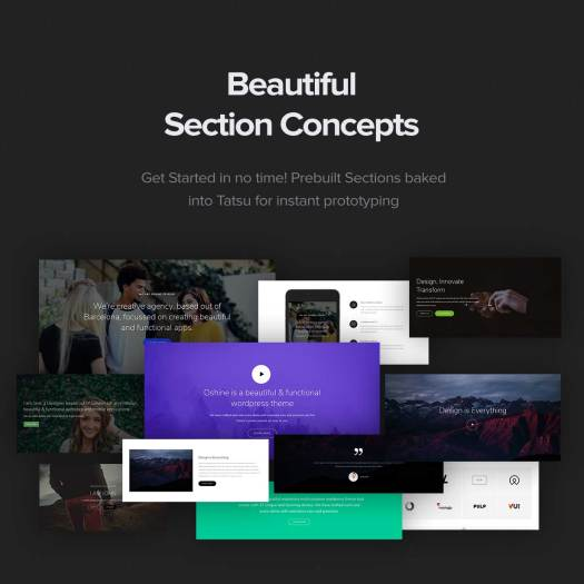 Section Concepts