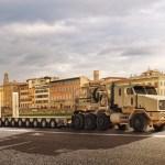 Us Army Selects Oshkosh Defense To Produce Semitrailer For The Heavy Equipment Transporter Het Oshkosh Defense
