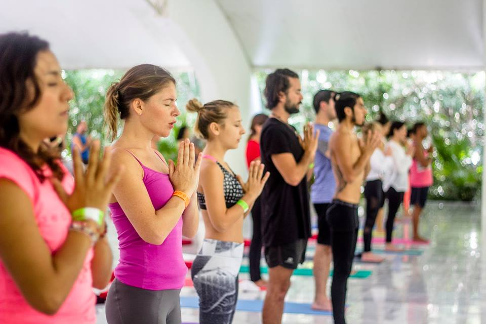 yoga festival at ozen resort