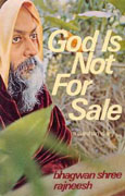 osho god is not for sale