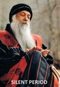 osho silent period